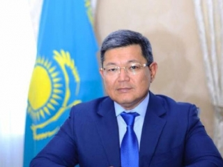 New deputy Astana Mayor named