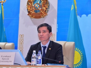 New head of Saryarka district in Astana named