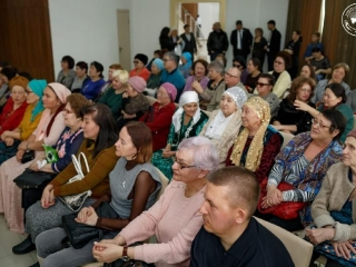 Turkish ethnic and cultural centre gives a concert in Astana