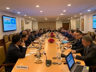 Security Councils of Kazakhstan and India debate coop issues