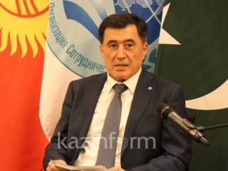 SCO Sec Gen comments on Nursultan Nazarbayev's resignation