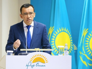 Renaming of the capital is a landmark decision, Ashimbayev