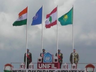 120 Kazakh peacekeepers awarded with UN medal