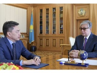 Kazakh President encharges Ombudsman  with specific tasks