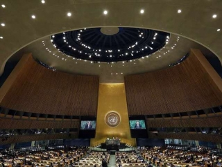 UN General Assembly adopts resolution on fight against terrorism