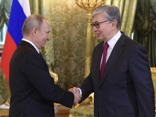 Kassym-Jomart Tokayev says visit to Moscow 'successful'