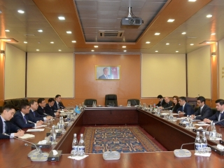 Kazakhstan-Azerbaijan cooperation discussed in Baku