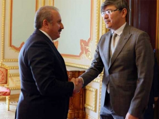 Kazakh Ambassador meets with Chairman of Turkey's Grand National Assembly