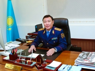 Kazakhstan's First Deputy Interior Minister appointed