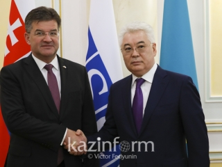 Kazakhstan-OSCE coop prospects discussed in Nur-Sultan