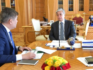 President Tokayev instructs to further develop domestic healthcare