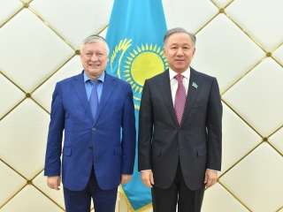 Majilis Speaker: Kazakhstan, Russia to deepen inter-parliamentary ties