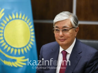Election campaign headquarters of presidential candidate Tokayev set up