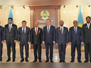 UAE, Kazakhstan accelerating cooperation for combating crime