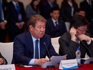 Samruk Kazyna signs agreements with int'l companies