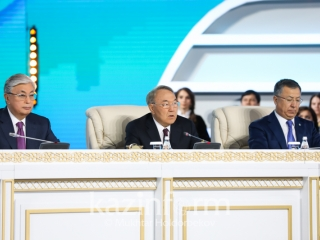 Ethnic conflicts result in collapse of even strong countries - Nazarbayev