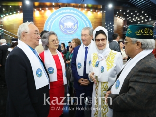 Nazarbayev suggests establishing Club of Foreign Friends of Kazakhstan People's Assembly