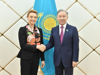 Kazakh-Croatian cooperation to deepen further - Majilis Speaker