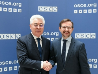 Kazakhstan ready to assist OSCE in strengthening security and cooperation
