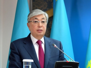 Tokayev's election campaign headquarters tour Mangistau region