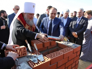 New Orthodox Church construction begins in Nur-Sultan