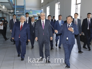 President Tokayev meets with farm producers