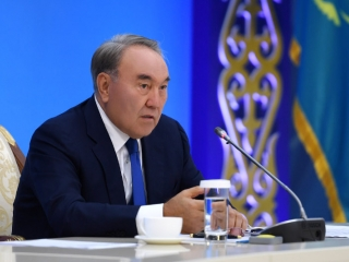Nursultan Nazarbayev addresses Forum 'The Great Steppe: Its Cultural Heritage & Role in World History'