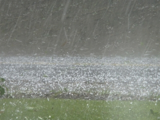 Hail predicted in Kazakh capital May 18