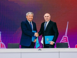 Joint projects to help tackle CA's ecological problems - Rapil Zhoshybayev
