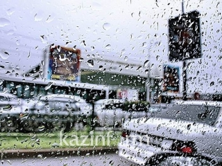 Rainy weather forecast in Kazakhstan May 19