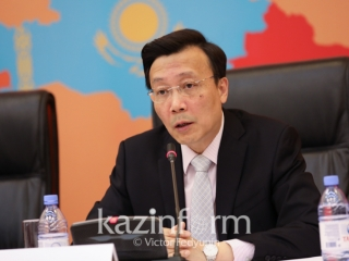 Eight Kazakh-Chinese projects to be completed this year