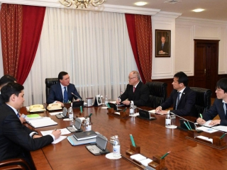 Kazakh PM, Japanese envoy mull over trade and economic cooperation development