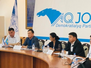 Daniya Yespayeva's campaign team holds spiritual, cultural devpt roundtable in Kyzylorda