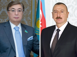 Ilham Aliyev congratulates Kassym-Jomart Tokayev on decisive election victory