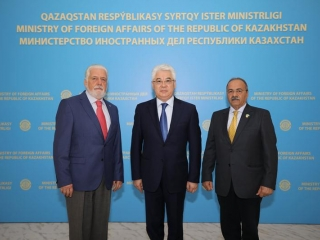 Brazilian senators give assessment of Kazakhstan presidential election
