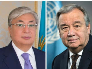 UN Secretary General congratulates Kassym-Jomart Tokayev on his election win