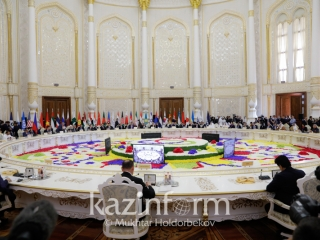 V CICA Summit starts its work in Dushanbe