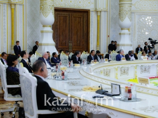 Kazakh President suggest building comprehensive collective security system under CICA aegis