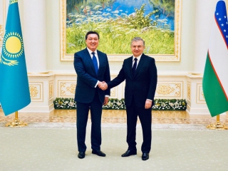 Kazakhstan committed to expanding ties with Uzbekistan - PM