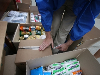 Karaganda sends humanitarian aid to Arys after explosion
