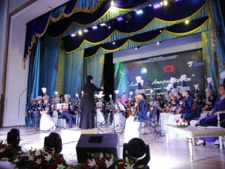 Atyrau hosts Turkic Music Festival