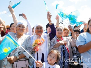 Nur-Sultan City population to double in next decade
