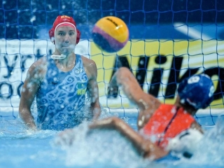 World Aquatics Championships: Kazakhstan women's water polo team loses to Spain