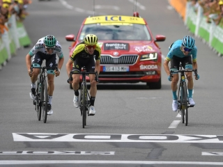 Tour de France Stage 12: Astana's Bilbao takes second place after breakaway effort