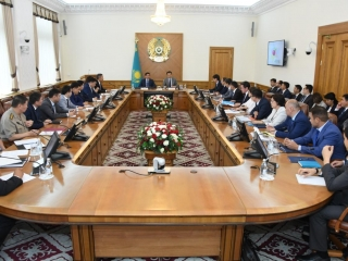 Almaty is one of digitization leaders in Kazakhstan, says Minister Zhumagaliyev