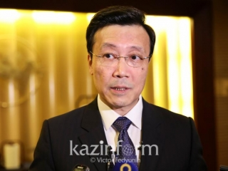 Chinese market fully open for Kazakhstani products - Zhang Xiao