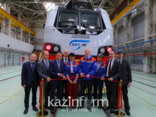 Kazakhstan, France expanding partnership in development of railways