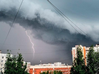 Storm alert in place as hail to batter N Kazakhstan