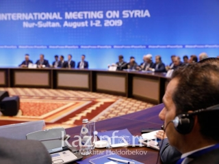 Nur-Sultan to host next round of talks on Syria in October