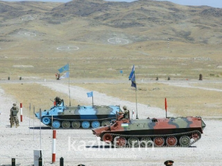 International Army Games 2019 kick off in Kazakhstan